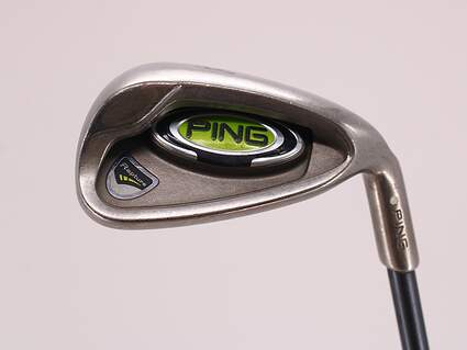 Ping Rapture Single Iron Pitching Wedge PW 46° CFS 70 Graphite Graphite Stiff Right Handed White Dot 36.25in