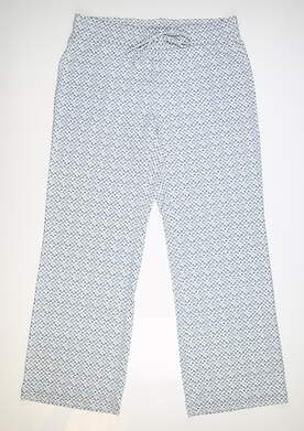 New Womens Fairway & Greene Lounge Pants X-Large XL Frosted MSRP $90 I12289