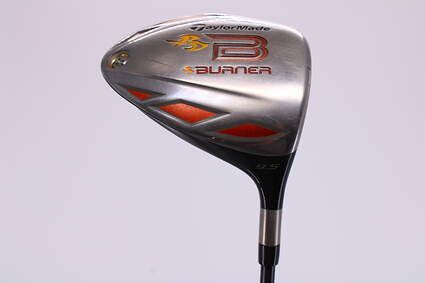 TaylorMade 2009 Burner Driver 9.5° PowerCoil Graphite Regular Right Handed 45.0in