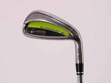 Nike Slingshot 4D Single Iron 4 Iron True Temper Speed Step Steel Regular Right Handed 38.5in