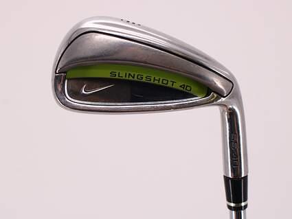 Nike Slingshot 4D Single Iron 6 Iron True Temper Speed Step Steel Regular Right Handed 37.5in