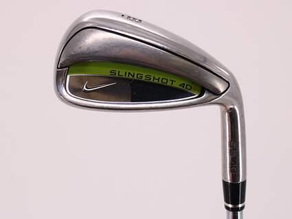 Nike Slingshot 4D Single Iron 8 Iron True Temper Speed Step Steel Regular Right Handed 36.5in