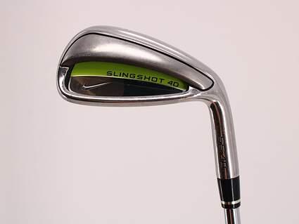 Nike Slingshot 4D Single Iron 9 Iron True Temper Speed Step superlite Steel Regular Right Handed 36.0in