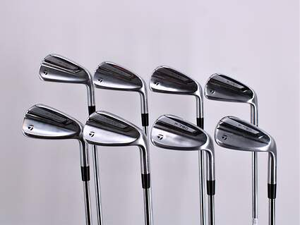 TaylorMade 2019 P790 Iron Set 4-PW GW Nippon NS Pro Modus 3 Tour 105 Steel Regular Right Handed 37.75in