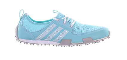 New Womens Golf Shoe Adidas Climacool Ballerina II Medium 6.5 Blue MSRP $90 Q44539