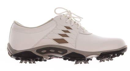 New Womens Golf Shoe Footjoy Summer Series Medium 7 White MSRP $140 98794