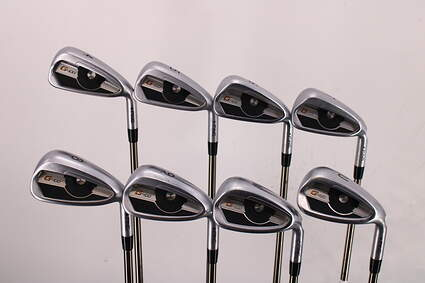 Ping G400 Iron Set 4-PW GW UST Recoil 780 ES SMACWRAP Graphite Stiff Right Handed Black Dot 38.5in