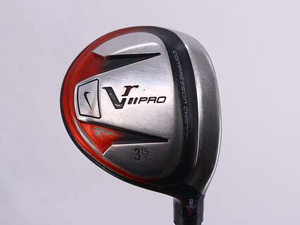 Nike Victory Red Pro Fairway Wood 3 Wood 3W 15° Project X 5.5 Graphite Graphite Regular Right Handed 42.75in