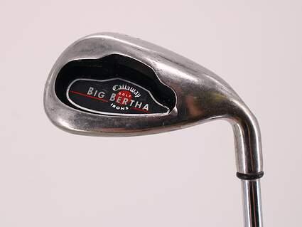Callaway 2004 Big Bertha Single Iron 9 Iron Callaway Stock Steel Steel Uniflex Right Handed 36.0in
