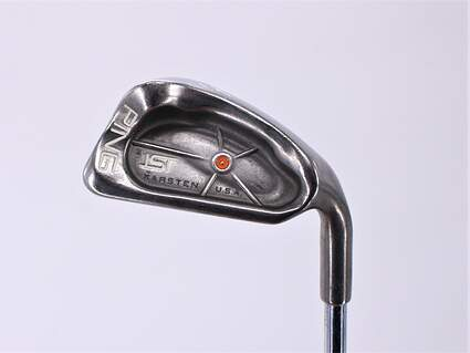 Ping ISI Single Iron 6 Iron Ping JZ Steel Stiff Right Handed Orange Dot 37.5in