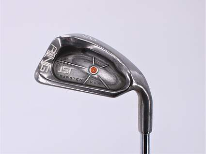 Ping ISI Single Iron 8 Iron Ping JZ Steel Stiff Right Handed Orange Dot 36.5in