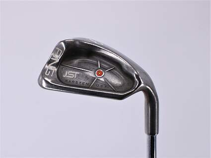 Ping ISI Single Iron 9 Iron Ping JZ Steel Stiff Right Handed Orange Dot 36.0in