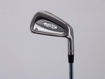 Titleist DCI 762 Single Iron 6 Iron True Temper Dynamic Gold S300 Steel Regular Right Handed 37.5in