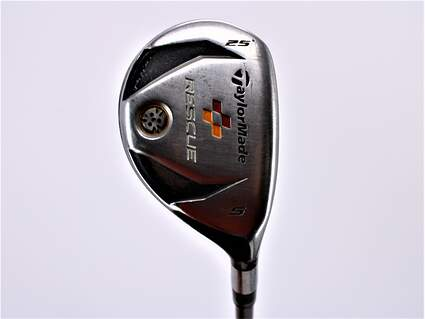 TaylorMade 2009 Rescue Hybrid 5 Hybrid 25° TM Reax 50 Graphite Ladies Right Handed 38.5in