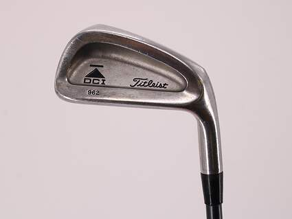 Titleist DCI 962 Single Iron 7 Iron Titleist Select Graphite Stiff Right Handed 36.75in