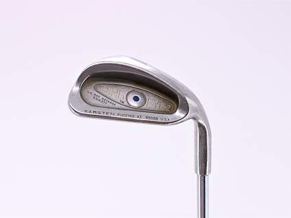 Ping Eye 2 Single Iron Pitching Wedge PW Ping ZZ Lite Steel Stiff Right Handed Blue Dot 35.5in