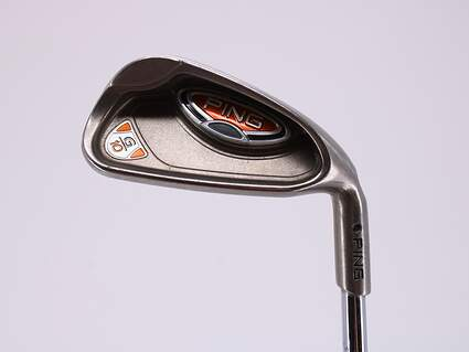 Ping G10 Single Iron 7 Iron Ping AWT Steel Regular Right Handed Black Dot 37.0in