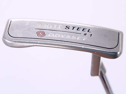 Odyssey White Steel 1 Putter Steel Right Handed 34.0in