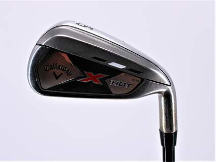 Callaway 2013 X Hot Single Iron 5 Iron Kuro Kage Black Iron 80 Graphite Stiff Right Handed 39.0in
