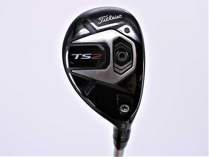 Titleist TS2 Hybrid 5 Hybrid 25° Mitsubishi Tensei CK 50 Red Graphite Ladies Right Handed 38.0in