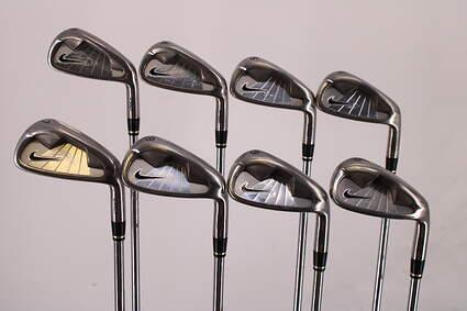 Nike NDS Iron Set 3-PW True Temper Steel Uniflex Right Handed 38.25in