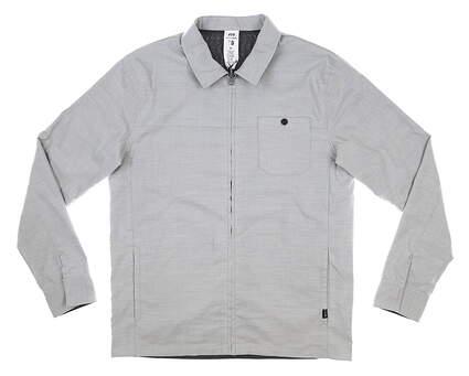 New Mens Travis Mathew Santiago Reversible Jacket X-Large XL Gray MSRP $170 1MS264