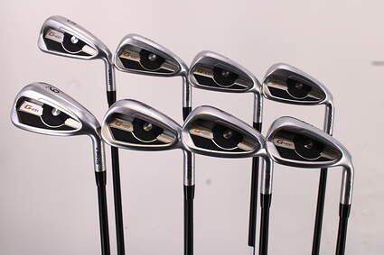 Ping G400 Iron Set 5-PW GW SW ALTA CB Graphite Regular Right Handed Blue Dot 38.5in