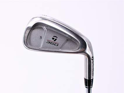 TaylorMade 360 Single Iron 3 Iron TM S-90 Steel Stiff Right Handed 39.0in