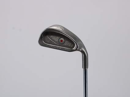 Ping Eye 2 Single Iron 6 Iron Ping ZZ Lite Steel Regular Right Handed Red dot 37.25in
