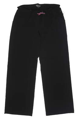 New Womens Straight Down Pants X-Large XL Peacoat MSRP $75 W50108
