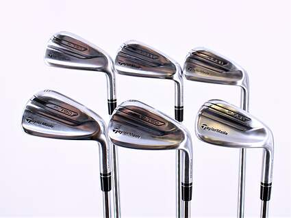 TaylorMade 2019 P790 Iron Set 5-PW True Temper Steel Regular Right Handed 38.0in