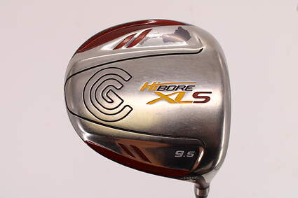 Cleveland Hibore XLS Driver 9.5° Cleveland Fujikura Fit-On Gold Graphite Stiff Right Handed 44.5in
