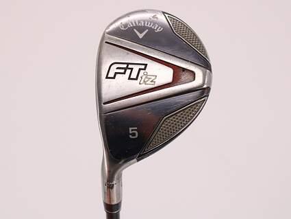 Callaway FT-iZ Hybrid 5 Hybrid 27° Callaway FT-iZ Hybrid Graphite Regular Left Handed 38.5in