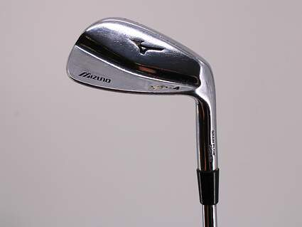 Mizuno MP 4 Single Iron Pitching Wedge PW FST KBS Tour 120 Steel X-Stiff Right Handed 36.0in