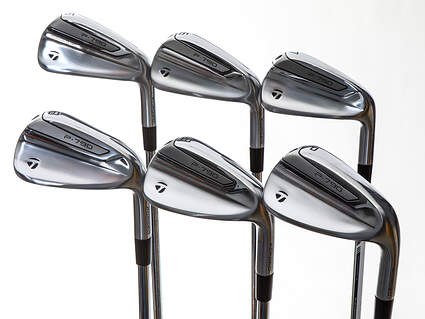 Mint TaylorMade 2019 P790 Iron Set 5-PW Nippon NS Pro Modus 3 Tour 105 Steel Stiff Right Handed 38.0in