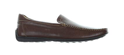 New W/O Box Mens Shoe Oxford Loafer Medium 9.5 Brown MSRP $195