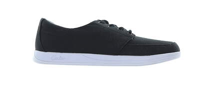 New W/O Box Mens Shoe Cuater By Travis Mathew Quincy Medium 11 Black MSRP $92 4MO148