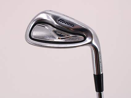 Mizuno MX 900 Single Iron Pitching Wedge PW Dynalite Gold SL R300 Steel Regular Right Handed 35.75in
