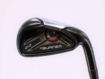 TaylorMade Burner 2.0 Single Iron 5 Iron Project X 5.5 Steel Stiff Right Handed 38.0in