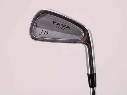 Bridgestone J33 Forged Cavity Back Single Iron 3 Iron True Temper Dynamic Gold S300 Steel Stiff Right Handed 39.0in