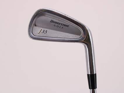 Bridgestone J33 Forged Cavity Back Single Iron 3 Iron True Temper Dynamic Gold S300 Steel Stiff Right Handed 38.75in
