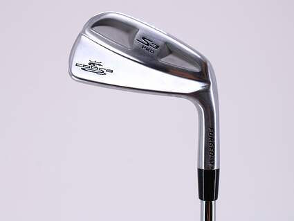 Cobra S3 Pro Forged MB Single Iron 7 Iron Nippon NS Pro Modus 3 Tour 120 Steel Stiff Right Handed 37.5in