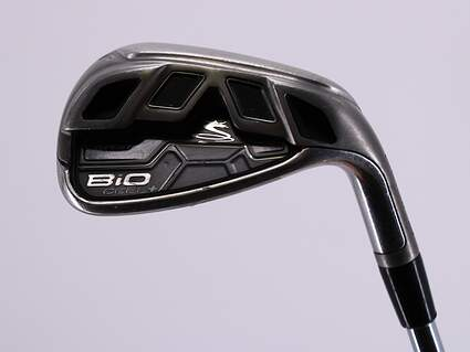 Cobra Bio Cell + Black Single Iron Pitching Wedge PW True Temper Dynamic Gold S300 Steel Stiff Right Handed 35.5in