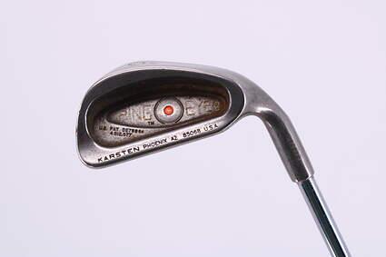 Ping Eye 2 Single Iron 6 Iron Ping ZZ Lite Steel Regular Right Handed Orange Dot 36.25in