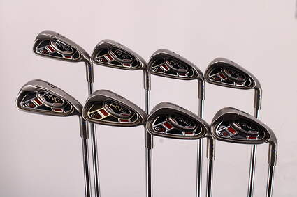 Ping G15 Iron Set 3-PW Ping AWT Steel Regular Right Handed Blue Dot 38.0in