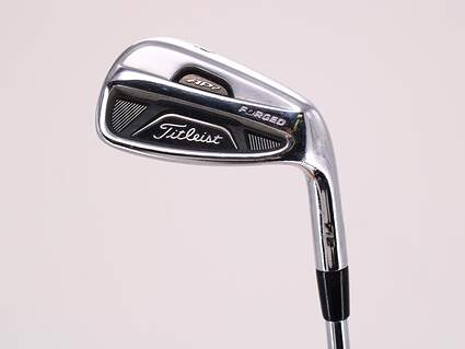 Titleist 712 AP2 Single Iron Pitching Wedge PW 47° True Temper Dynamic Gold Steel Stiff Right Handed 36.25in