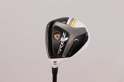 TaylorMade RocketBallz Stage 2 Fairway Wood 5 Wood 5W 19° TM Matrix RocketFuel 60 Graphite Regular Left Handed 42.75in
