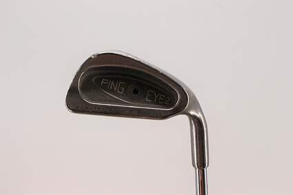 Ping Eye 2 Single Iron 3 Iron Stock Steel Shaft Steel Stiff Right Handed Black Dot 38.75in