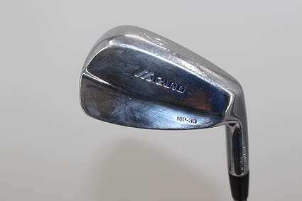 Mizuno MP 33 Single Iron 9 Iron Stock Steel Shaft Steel Stiff Right Handed 36.75in