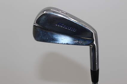 Mizuno MP 33 Single Iron 5 Iron Stock Steel Shaft Steel Stiff Right Handed 38.5in